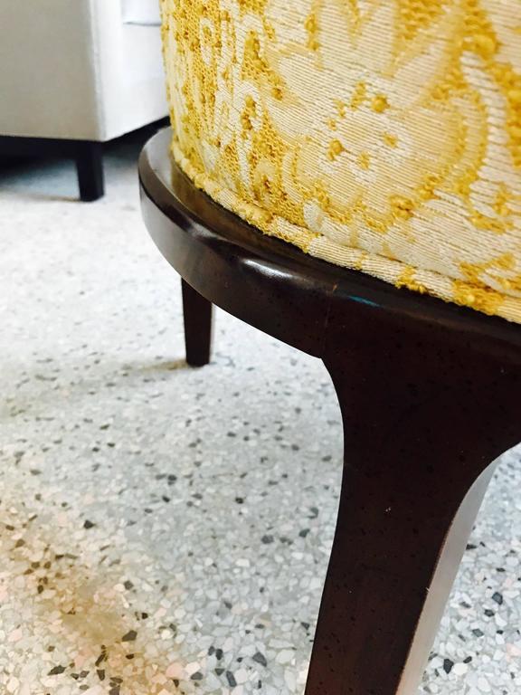 Pair of Elegant Tub Chairs by Henredon 6