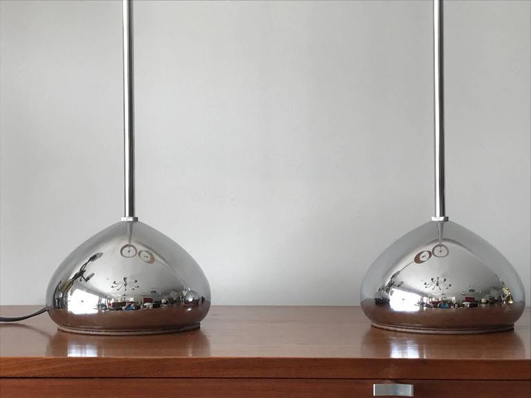Modern Pair of Unusual George Kovacs Floor Lamps For Sale