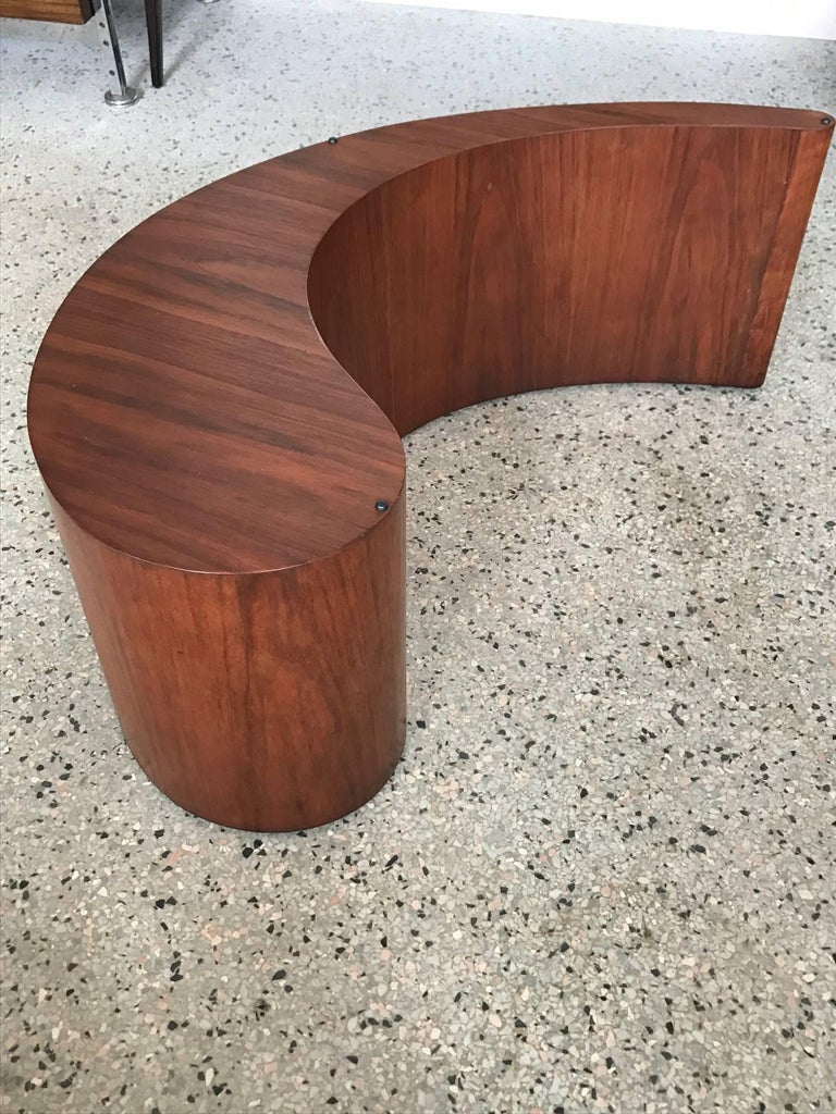 Mid-Century Modern Kagan Style Biomorphic Coffee Table For Sale