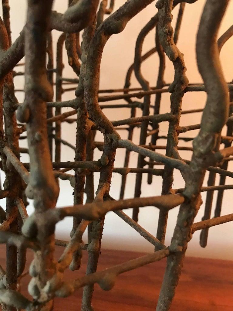 John Risley Metal Sculpture 7