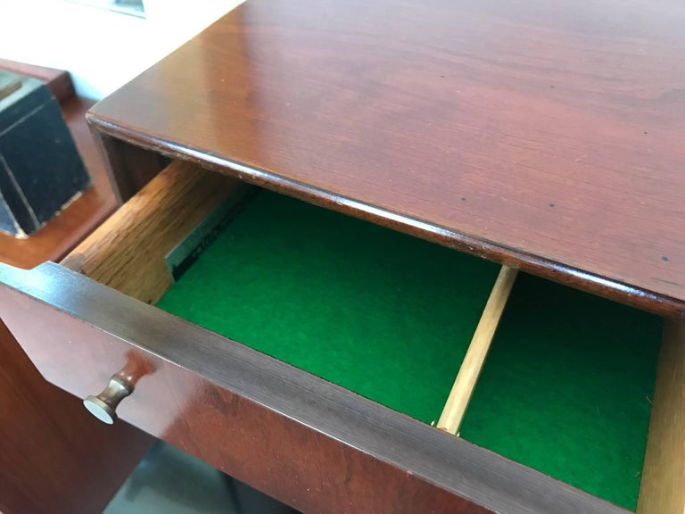 Modern Milo Baughman for Directional Miniature Jewelry Chest For Sale