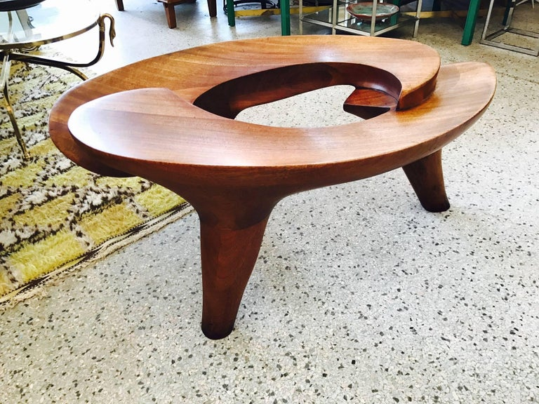 Organic Coffee Table by Sam Forrest For Sale 2