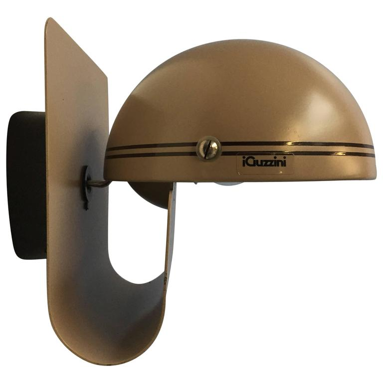 Wall Sconce by Guiseppe Cormio for Guzzini For Sale
