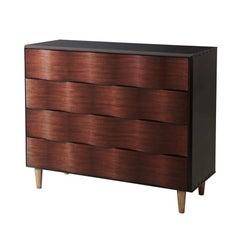 Midcentury Four-Drawer Dresser