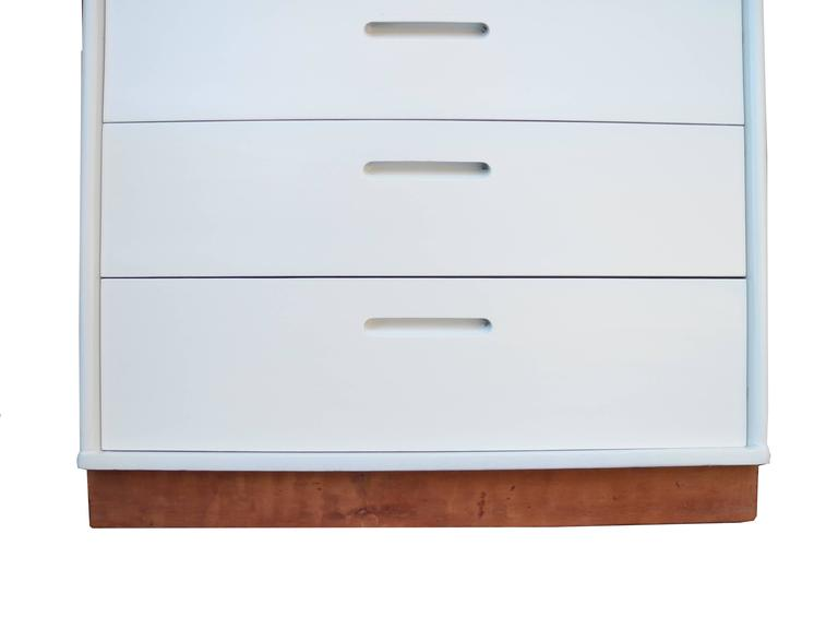 20th Century Modern Matching Nightstands or Dressers Designed by Edward Wormley for Dunbar For Sale