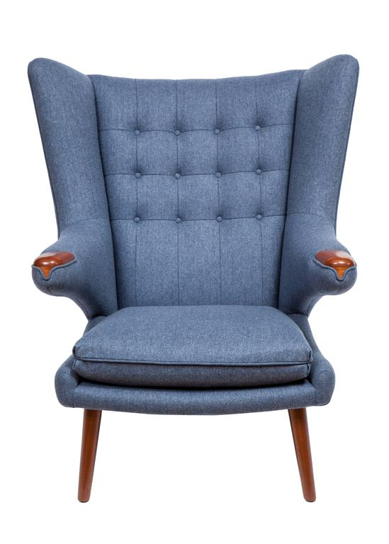 Pavel Wingback Armchair 2