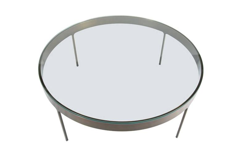 American Haworth Ring Cocktail Table For Sale
