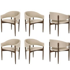 Set of Six Enroth Dining Chairs