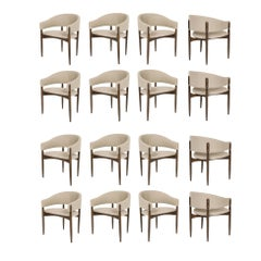 Set of 16 Enroth Dining Chairs