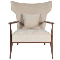 Morris Winged Back Armchair