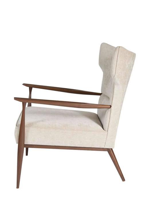 Morris Winged Back Armchair 3