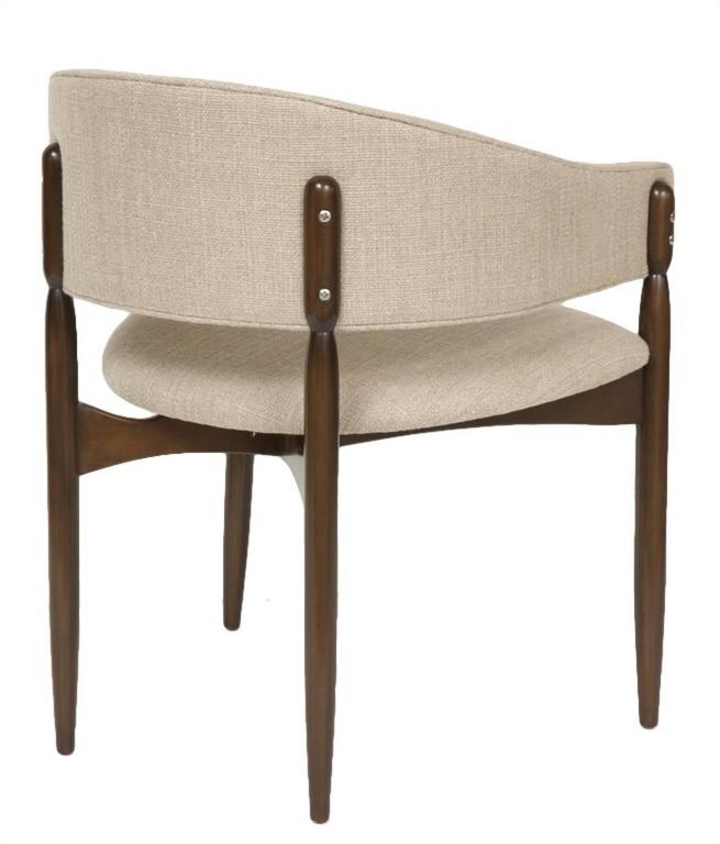 Set of Eight Enroth Dining Chairs 4
