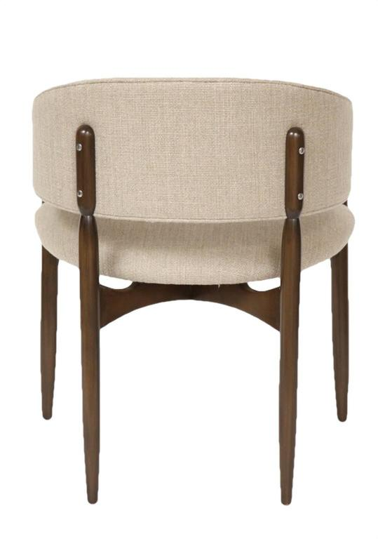 Set of Eight Enroth Dining Chairs 5