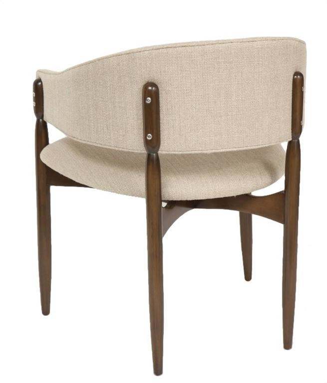 Set of Eight Enroth Dining Chairs 6