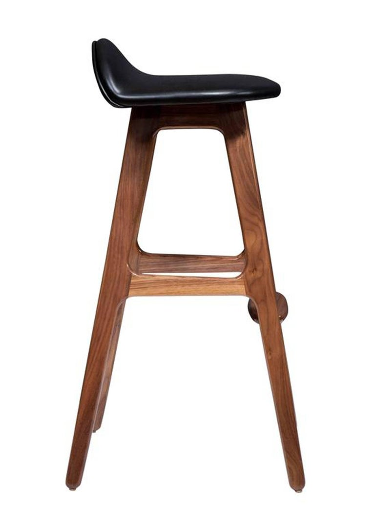 American Set of Five Boyd Counter Stools For Sale