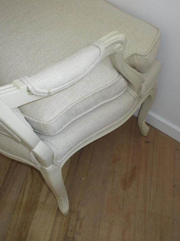 Louis  XV1 Style Armchair by W & J Sloane NY 1843-1985 4