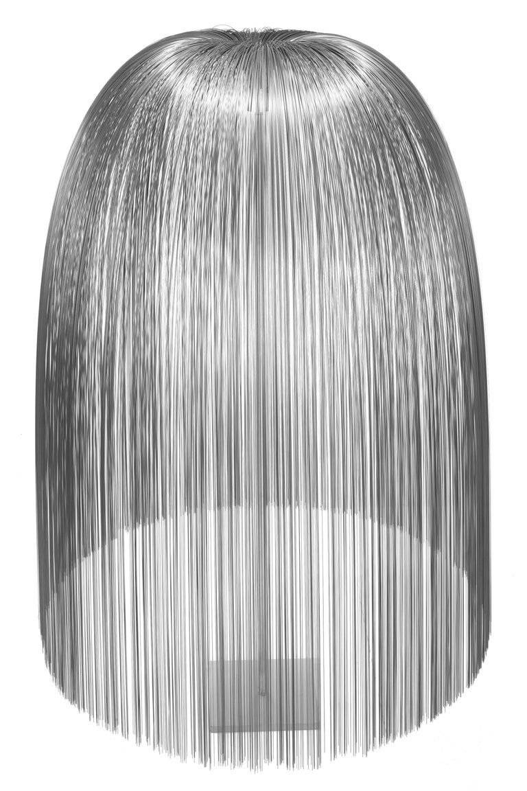 Harry Bertoia Stainless Steel Willow Sculpture, USA, 1970s 2