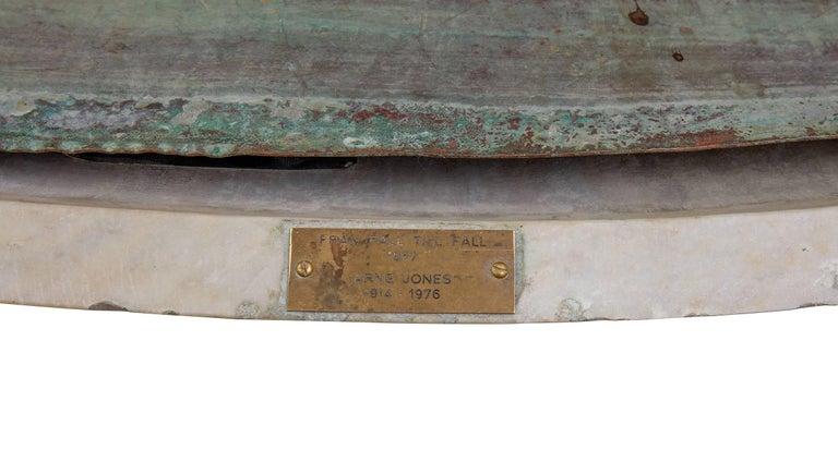 """Fran All Till Fall"" Midcentury Copper Fountain by Arne Jones, Sweden, 1957 5"
