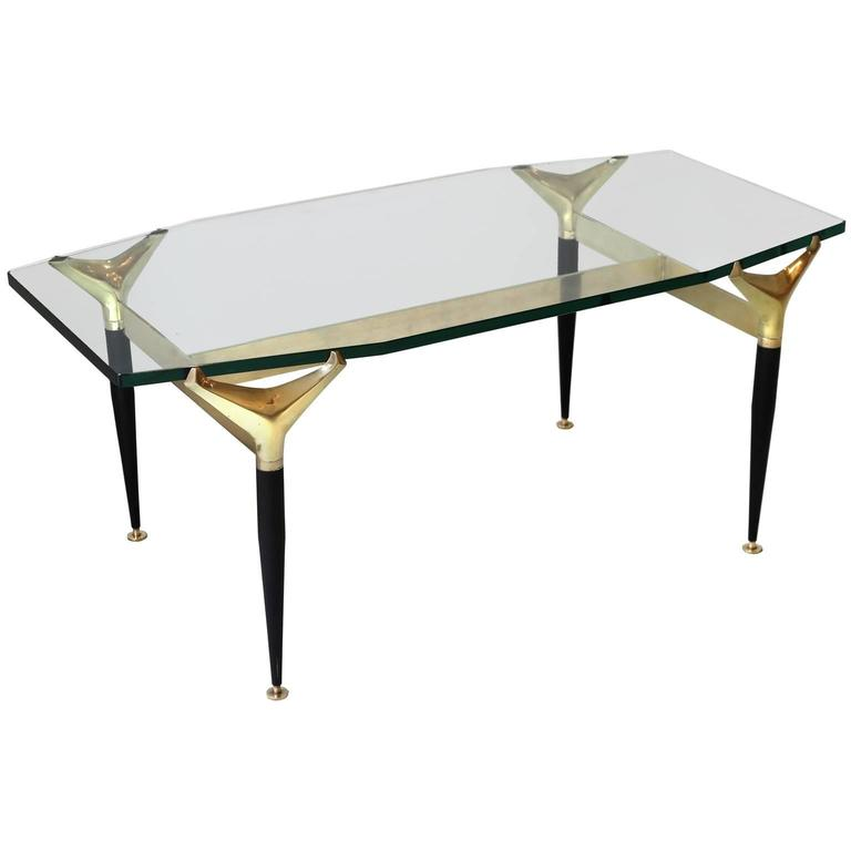 Fontana Arte Coffee Table Mid-20th Century, Attributed