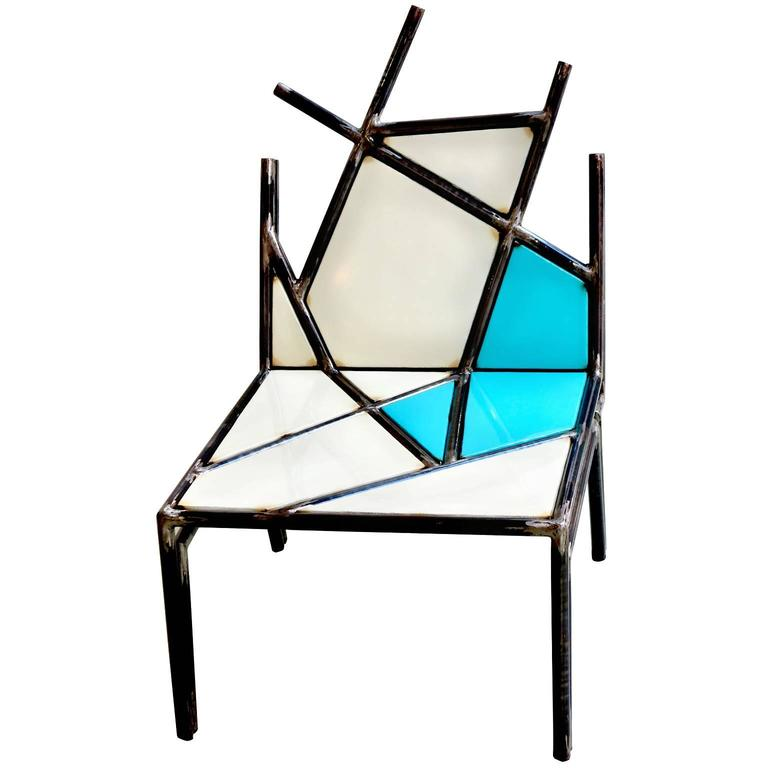 functional art metal chair senegal for sale at 1stdibs