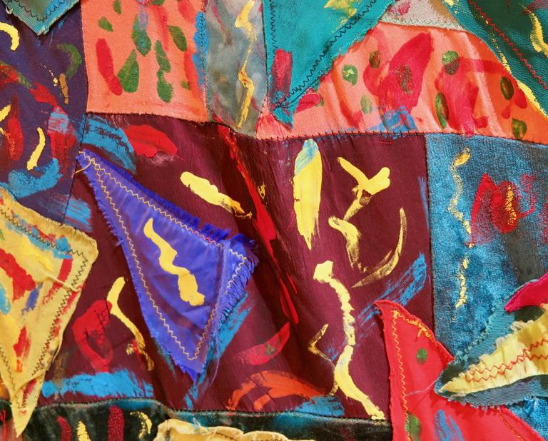Crazy Quilt by Rosemary Ollison 4