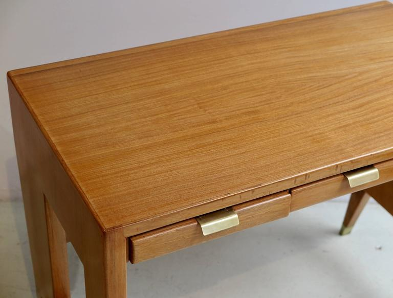 Mid-Century Modern Gio Ponti Pair of Desks or Tables For Sale