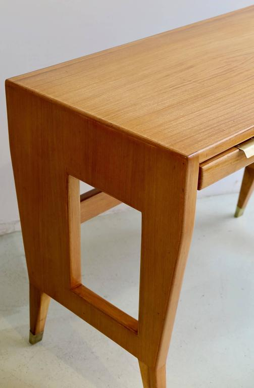 Italian Gio Ponti Pair of Desks or Tables For Sale