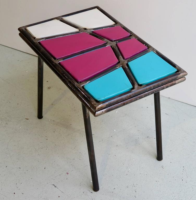Functional art side table senegal for sale at 1stdibs for Functional side table