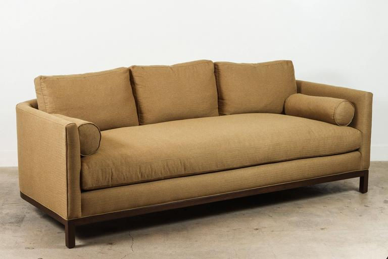 Curved Back Sofa By Lawson Fenning For Sale At 1stdibs