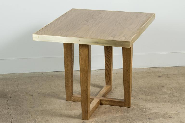 Four Leg Rialto Table by Lawson-Fenning 3