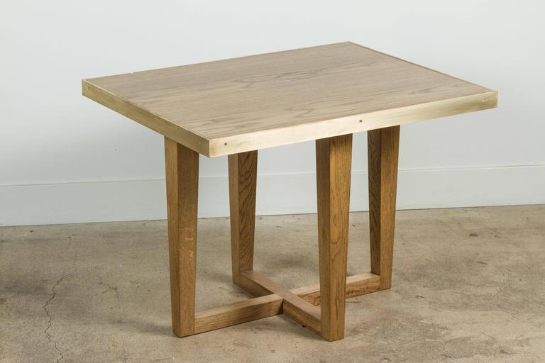 Four Leg Rialto Table by Lawson-Fenning 5