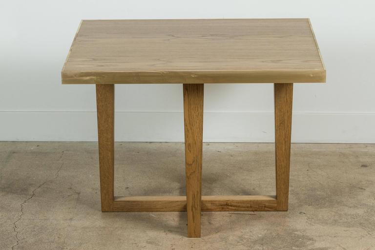 Four Leg Rialto Table by Lawson-Fenning 8