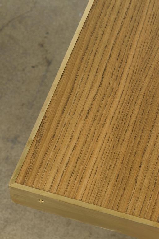 Four Leg Rialto Table by Lawson-Fenning For Sale 2