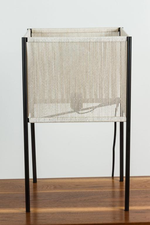 Square Topanga Table Lamp by Lawson-Fenning 2