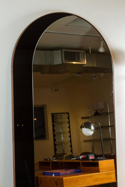 American Arch Floor Mirror by Bower For Sale