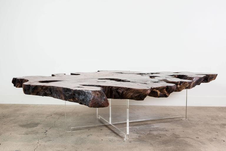 Redlands coffee table by Lawson-Fenning.