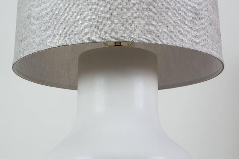 Pair of Simone Lamps by Stone and Sawyer 5