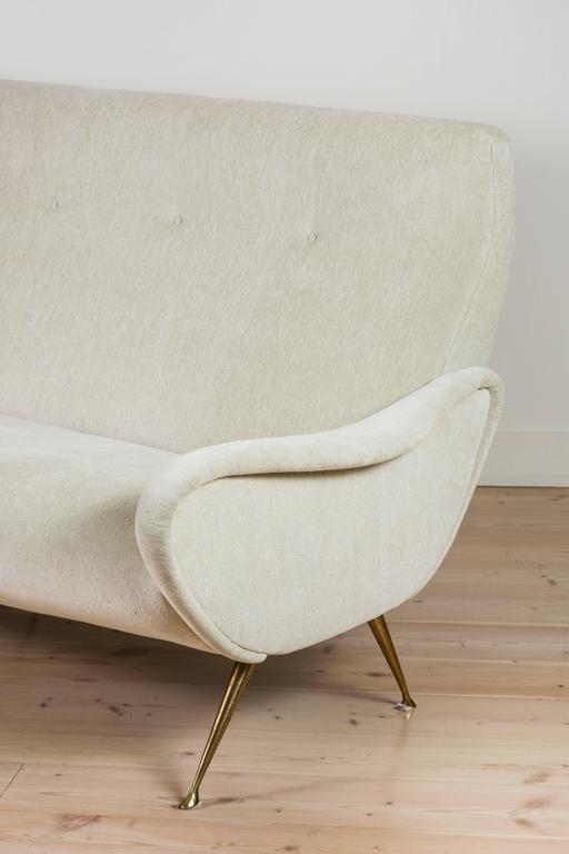 Italian Mohair Sofa 4