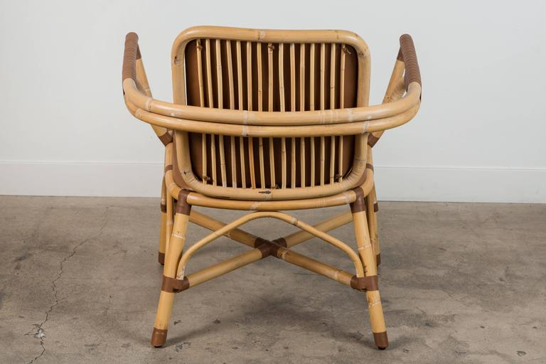 Skin Armchair by Collection Particuliere In Excellent Condition For Sale In Los Angeles, CA
