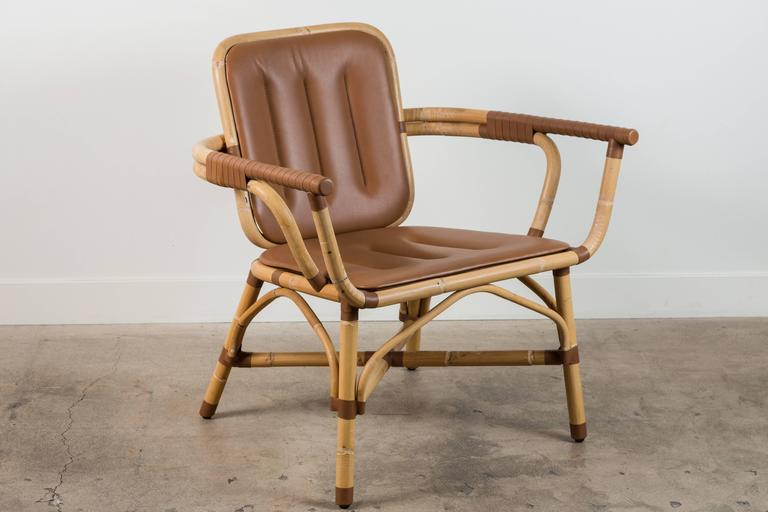 Contemporary Skin Armchair by Collection Particuliere For Sale