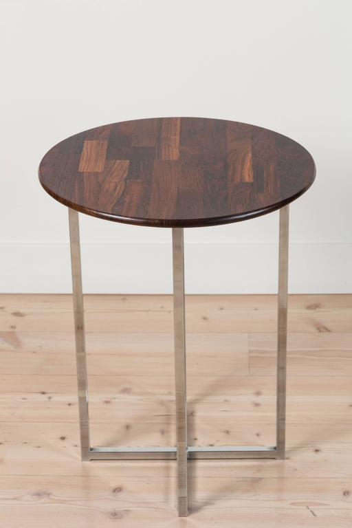 Solid Rosewood Cocktail Table by Milo Baughman 2