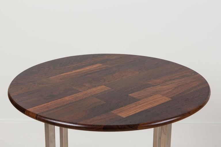 Solid Rosewood Cocktail Table by Milo Baughman 6