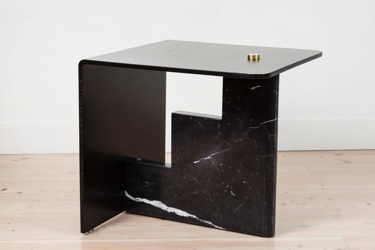American Huxley Side Table by Lawson-Fenning For Sale