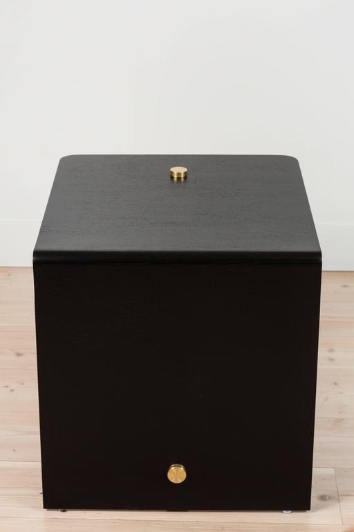 Huxley Side Table by Lawson-Fenning For Sale 1