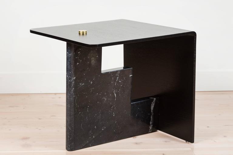 Huxley Side Table by Lawson-Fenning For Sale 2