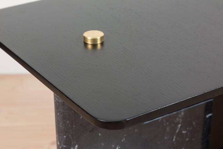 Huxley Side Table by Lawson-Fenning For Sale 3