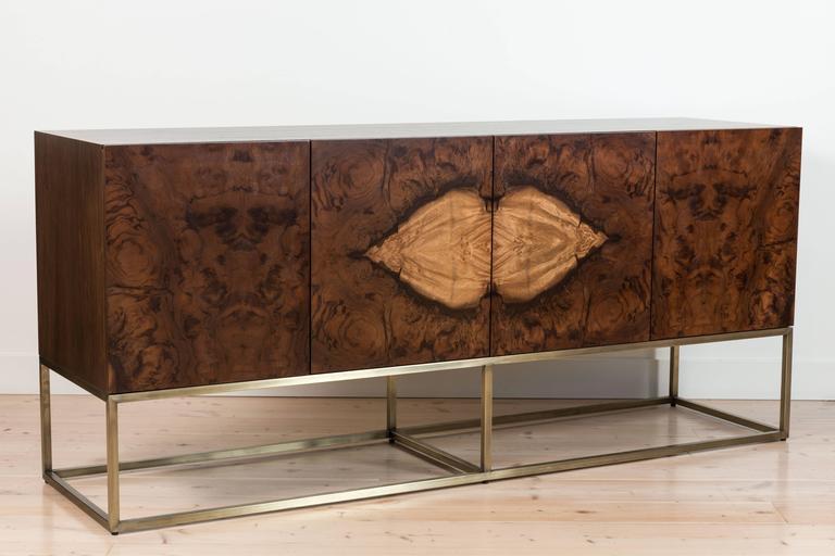 Thin Frame Cabinet by Lawson-Fenning 2