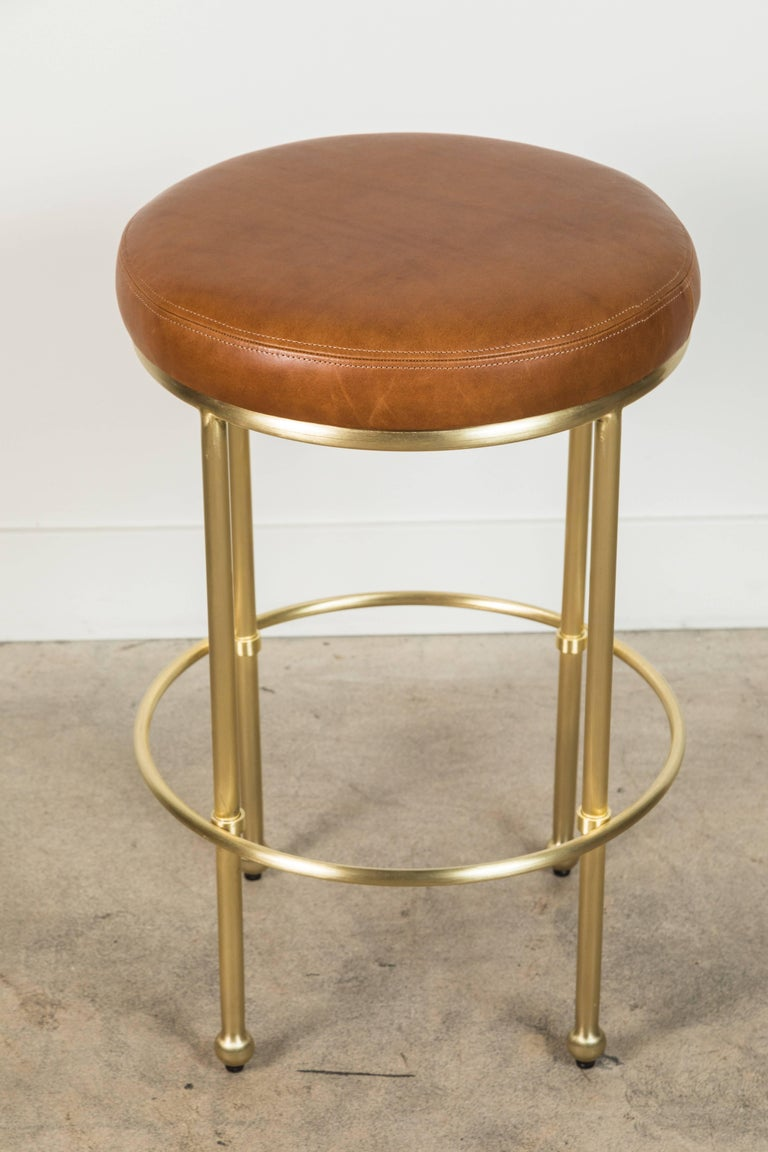 American Orsini Counterstool by Lawson-Fenning For Sale
