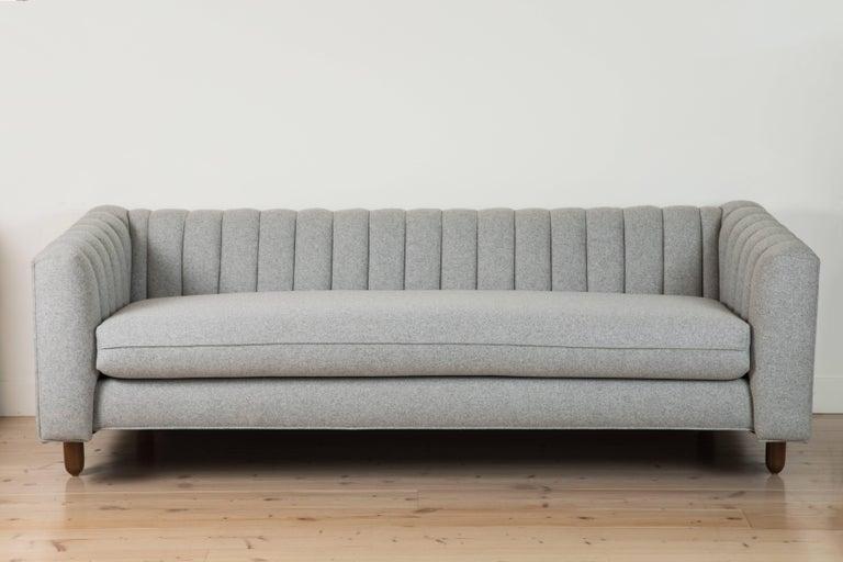 Mid-Century Modern Isherwood Sofa by Lawson-Fenning For Sale