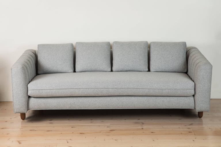 Isherwood sofa by Lawson-Fenning  Also available in Customer's Own Material with a 6-8 week lead time.   As shown: $5,250  To order: $3,650 + COM.